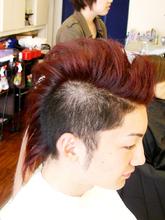 |STUDIO ASK 八戸ノ里店のメンズヘアスタイル