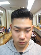 ★さわやかクラシカル7・3スタイル☆|トシちゃんの美容室のメンズヘアスタイル