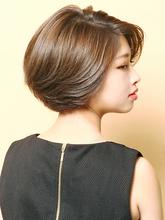 大人レイヤーボブ「プログレッシブ×ヌケ感」 _TREEのヘアスタイル