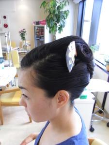 クラシックにモードに|un*de hair make studioのヘアスタイル