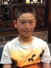ライト君、良く決心したね!  とても良く似合ってるよ。         ⚾⚾⚾⚾⚾   チームのためにがんばって‼|Barber UTENAのメンズヘアスタイル