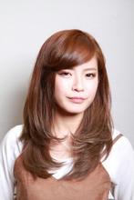 乾かすだけの楽ちんスタイルです☆|HAIR MAKE WASHAW 芦屋店のヘアスタイル