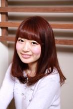 再現が楽なナチュラルスタイル!|HAIR MAKE WASHAW 芦屋店のヘアスタイル