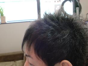 店の雰囲気は気に入ってもらえたかな?|PEDAL 山下理髪店のキッズヘアスタイル