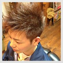 大人のおしゃれボウズ。|PEDAL 山下理髪店のメンズヘアスタイル