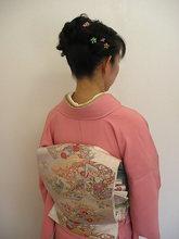 入学式お母様スタイル|HAIR & MAKE cottonのヘアスタイル