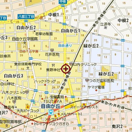La Poursuite     東京・自由が丘
