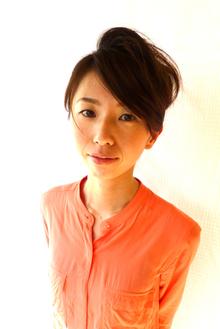 すっきりヘア~|La Poursuite  ~ HAIR  DSIGN ~   東京 自由が丘のヘアスタイル