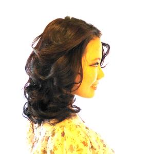 アクセントアレンジ|La Poursuite  ~ HAIR  DSIGN ~   東京 自由が丘のヘアスタイル