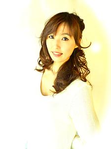 華やぎのあるアレンジー|La Poursuite  ~ HAIR  DSIGN ~   東京 自由が丘のヘアスタイル