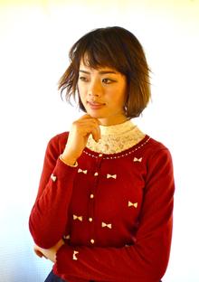 ボーイッシュ!|La Poursuite  ~ HAIR  DSIGN ~   東京 自由が丘のヘアスタイル