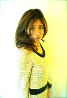 魅惑な女性像|La Poursuite  ~ HAIR  DSIGN ~   東京 自由が丘のヘアスタイル