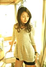 ふっとした瞬間の大人の女性の魅力! La Poursuite  ~ HAIR  DSIGN ~   東京 自由が丘のヘアスタイル