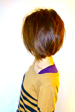 時代にとらわれないスタイル|La Poursuite  ~ HAIR  DSIGN ~   東京 自由が丘のヘアスタイル