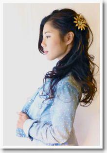 ヘア&アクセサリー|La Poursuite  ~ HAIR  DSIGN ~   東京 自由が丘のヘアスタイル