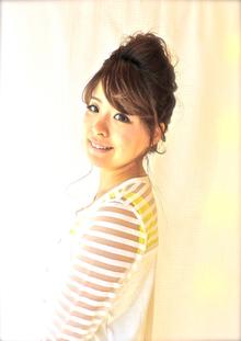ゆるアレンジ ♪|La Poursuite  ~ HAIR  DSIGN ~   東京 自由が丘のヘアスタイル