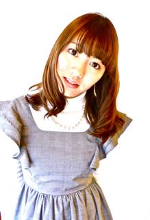 可愛い瞳を強調するスタイル!|La Poursuite  ~ HAIR  DSIGN ~   東京 自由が丘のヘアスタイル