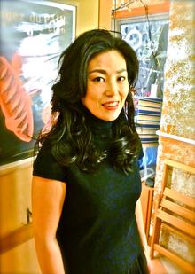 巻き髪で大人の華やかさUP!|La Poursuite  ~ HAIR  DSIGN ~   東京 自由が丘のヘアスタイル