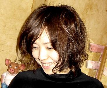 『エアパーマ』で Happy ! |La Poursuite  ~ HAIR  DSIGN ~   東京 自由が丘のヘアスタイル