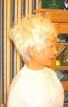エイジレスヘア!年を重ねるごとに魅力的なる!!!|La Poursuite  ~ HAIR  DSIGN ~   東京 自由が丘のヘアスタイル