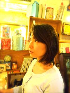 ニュートラルな髪型! La Poursuite  ~ HAIR  DSIGN ~   東京 自由が丘のヘアスタイル