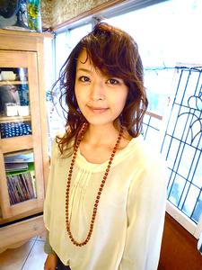 今求められている髪、それは、上質なデザイン!|La Poursuite  ~ HAIR  DSIGN ~   東京 自由が丘のヘアスタイル