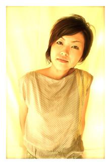 ショートヘアで自分流!|La Poursuite  ~ HAIR  DSIGN ~   東京 自由が丘のヘアスタイル