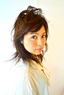 日本人らしい女性は美しい!|La Poursuite  ~ HAIR  DSIGN ~   東京 自由が丘のヘアスタイル