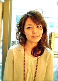 いい感じのリラックス!|La Poursuite  ~ HAIR  DSIGN ~   東京 自由が丘のヘアスタイル