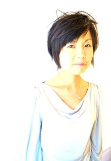 グラデュエ ショート|La Poursuite  ~ HAIR  DSIGN ~   東京 自由が丘のヘアスタイル