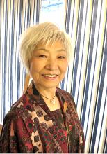 シルバーヘアーの魅力!|La Poursuite     東京・自由が丘のヘアスタイル