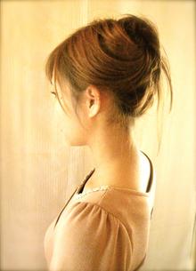 upスタイルの威力! La Poursuite  ~ HAIR  DSIGN ~   東京 自由が丘のヘアスタイル