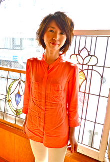 爽やかで万人受けが◎いぃ〜|La Poursuite  ~ HAIR  DSIGN ~   東京 自由が丘のヘアスタイル