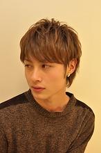 【ACQUA】超好感度!ツーブロックショート 『入江 誠』.|ACQUA aoyamaのメンズヘアスタイル