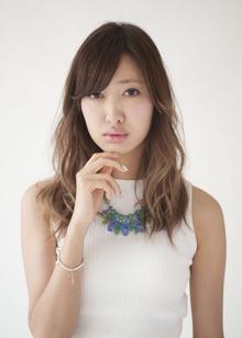 夏はやっぱりハイトーンカラーがオススメ☆ ACQUA aoyamaのヘアスタイル