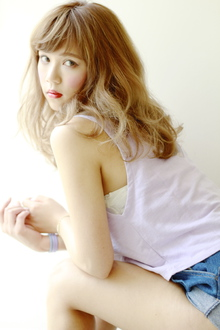 SUMMER GIRL!スウィートセミディ♪ ACQUA aoyamaのヘアスタイル