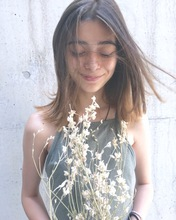 乾かすだけミディ|ACQUA aoyamaのヘアスタイル