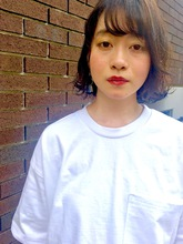 ナチュラルボブ|ACQUA aoyamaのヘアスタイル