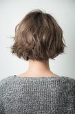 カジュアルショートヘア