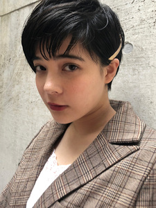 ショートヘア アレンジ|ACQUA aoyamaのヘアスタイル