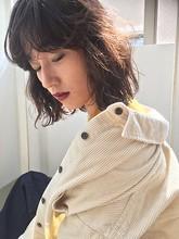 ふわっとくせ毛風パーマ|ACQUA aoyamaのヘアスタイル