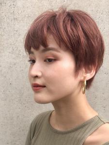 short hair|ACQUA aoyamaのヘアスタイル