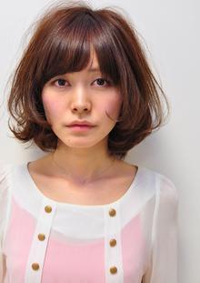 伸ばしかけヘアも可愛く!アレンジもしやすく夏にピッタリ|ACQUA aoyamaのヘアスタイル