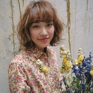 『髪型』ミディアムレイヤー ACQUA omotesandoのヘアスタイル
