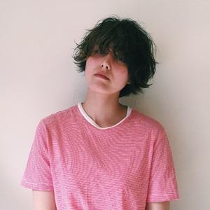 『髪型』無造作に可愛いボブ|ACQUA omotesandoのヘアスタイル