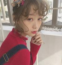 hair arrange ♡
