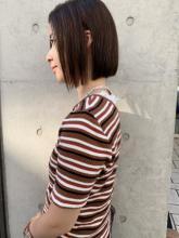 秋ヘア 大人かわいいボブ|ACQUA omotesandoのヘアスタイル