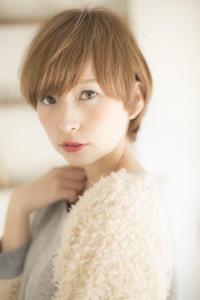 おしゃれ感満載♪フレンチショートで差をつける♪[NEW]田中 美保風ショート!