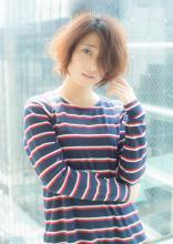 ショーヘアスタイル AFLOAT GINZA 矢ケ崎 健のヘアスタイル