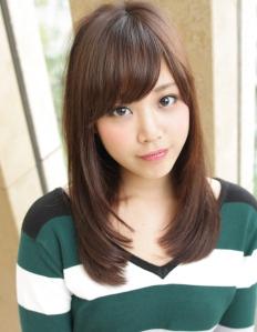 AFLOAT『東省吾』の大人かわいいフェミニンストレート|AFLOAT GINZAのヘアスタイル